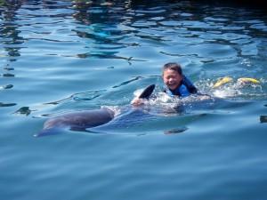 イルカに会いに 行こう!